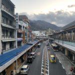 箱根ひとり旅。自由気ままに、箱根湯本から御殿場まで。
