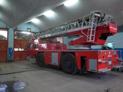 ザンビアルサカ消防署 (31)