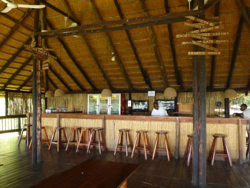 カサネのチョベサファリロッジ(kasane,chobe safari lodge) (25.4)