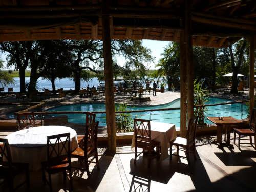 カサネのチョベサファリロッジ(kasane,chobe safari lodge) (26.3)