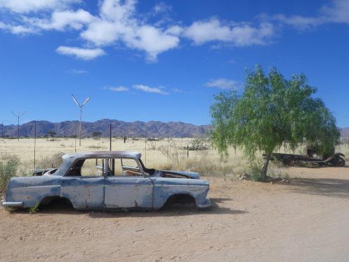 ナミビアナミブ砂漠3 (1)