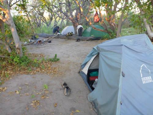 ボツワナモコロトリップキャンプ (3)