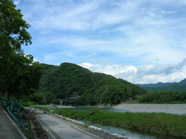 仁淀川カヌー (2)