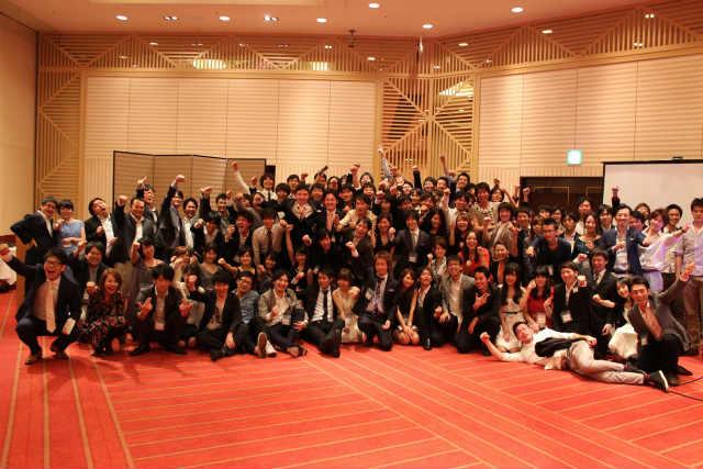 東大起業サークルTNK10周年記念式典 (6)