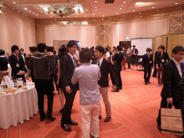 東大起業サークルTNK10周年記念式典 (5)