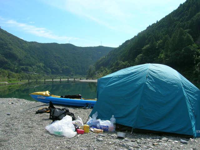 仁淀川カヌー (8)