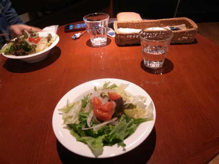 「BAL OTTO」自由ヶ丘駅で1000円以下のおいしいランチ (4)