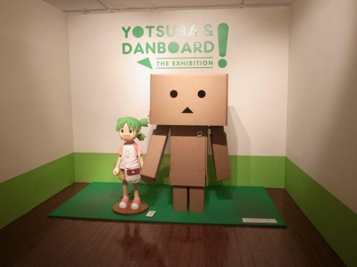 名古屋パルコで等身大着ぐるみダンボーを撮影[よつばとダンボー展2013] (20)