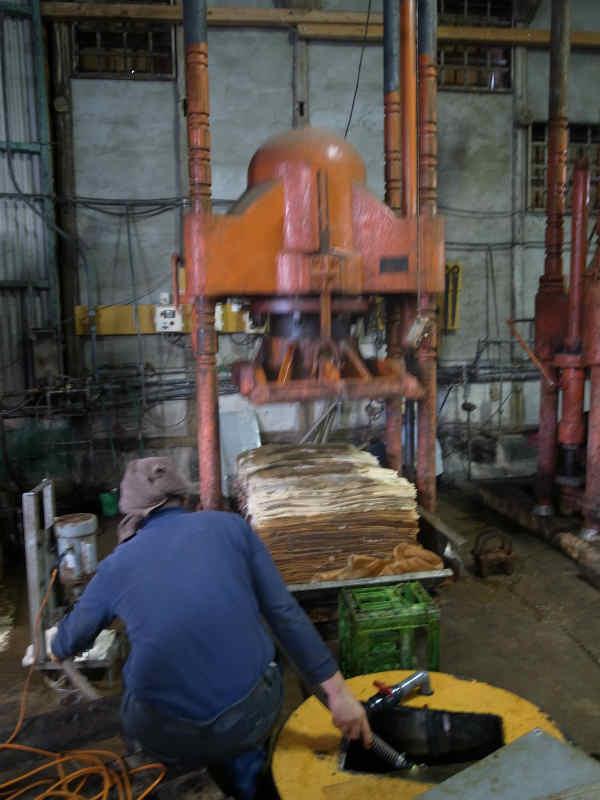 愛知県武豊町のたまり・味噌・醤油作りを見学してきた:伊藤商店の傳右衛門(でんえもん) (12)