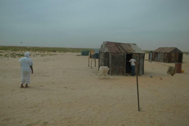 サハラ砂漠自転車旅 (4)