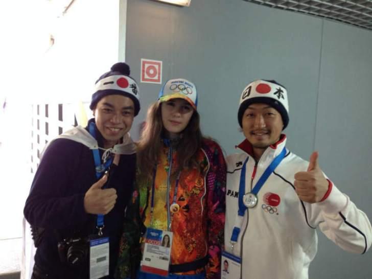 ソチオリンピックのロシア美女の写真画像[美人女子シリーズ] (5)