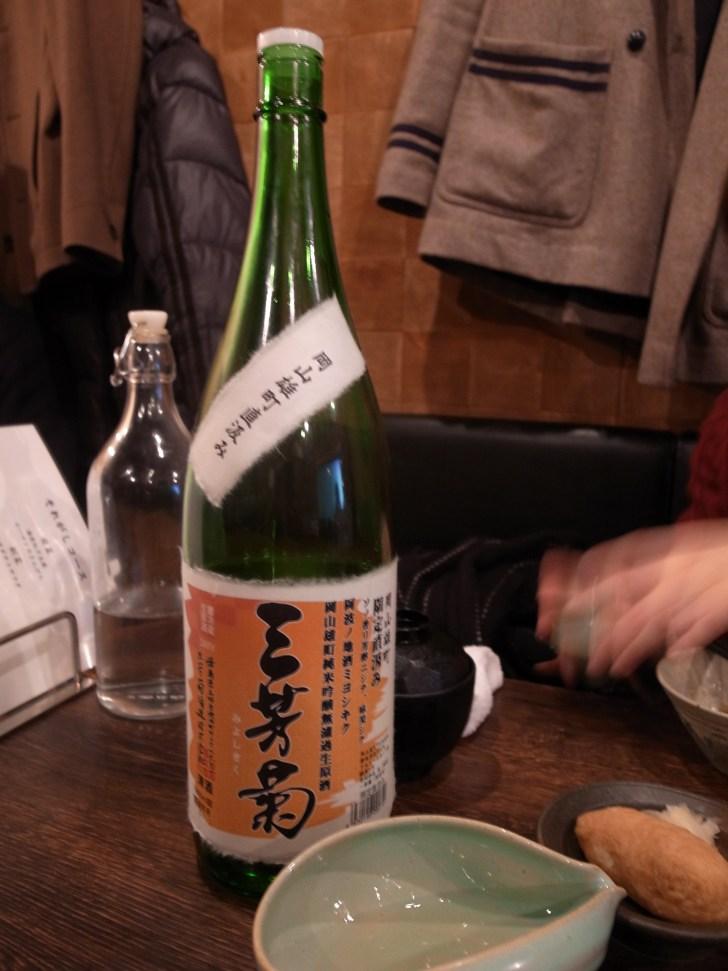 山手線沿いの日本酒がおいしい居酒屋:五反田「酒場それがし」 (16)