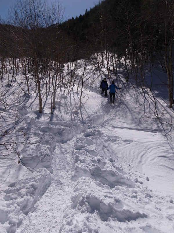 厳冬期2月の冬山に初挑戦!八ヶ岳の頂点、赤岳を雪山登山(赤岳鉱泉テント泊ルート、コースタイム有) (33)