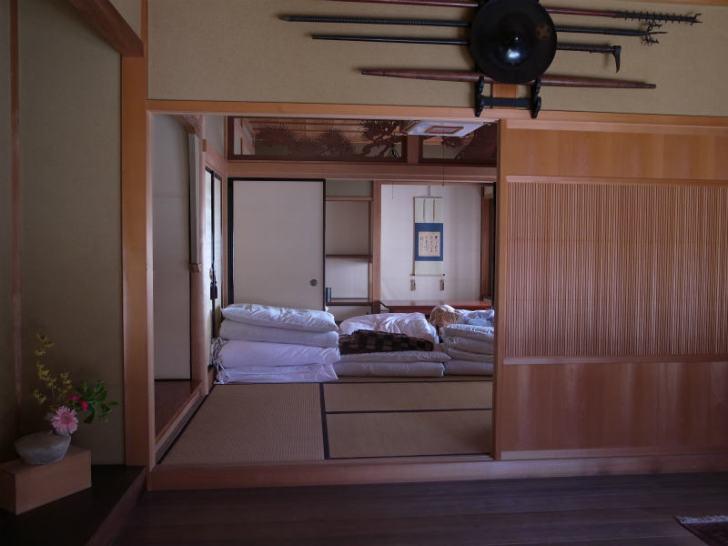 飛騨古川の古民家:数寄屋づくりの里山オフィス「末広の家」に泊まってみた! (4)