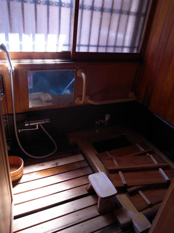 飛騨古川の古民家:数寄屋づくりの里山オフィス「末広の家」に泊まってみた! (17)
