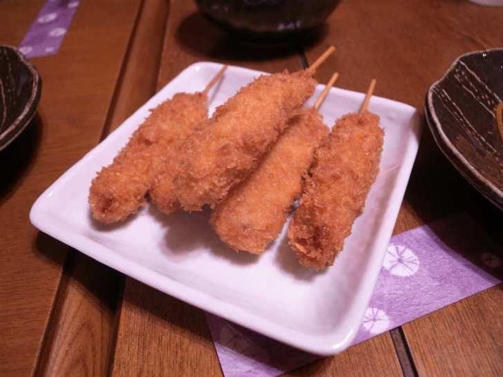 名古屋御器所で鳥の刺身が食べられる炭火焼鶏居酒屋「がん汰」がおすすめ! (4)