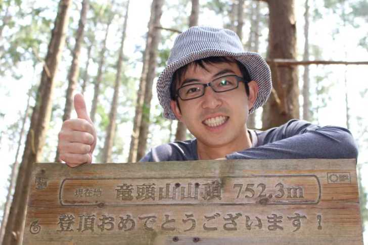 奥三河名山八選:愛知県新城市の竜頭山(りゅうずさん)に登ってきた! (32)