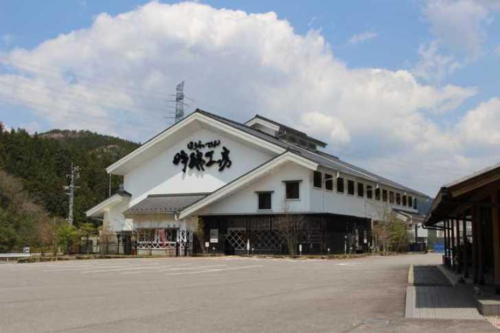 愛知県の幻の日本酒「空」を作る関谷醸造の酒造見学と酒造り体験