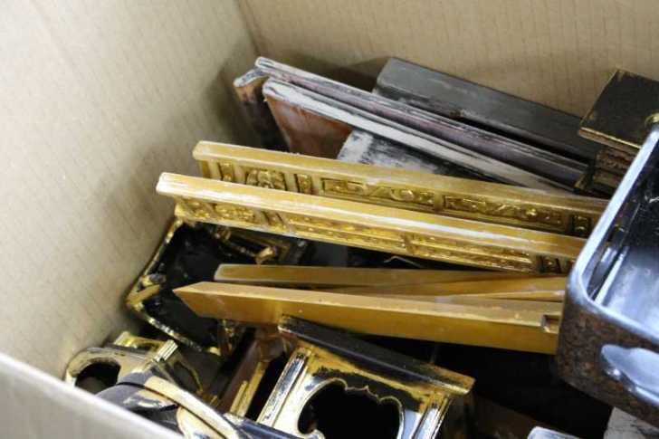 伝統工芸品に指定されている三河仏壇組合の工場を見学してきた[愛知県新城市作手] (3)