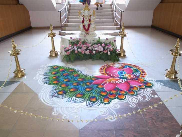 [マレーシア旅行記]8.クアラルンプールでヒンドゥー教の結婚式に参列 (11)