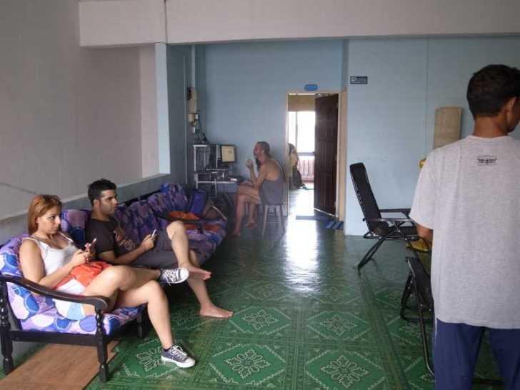 [マレーシア旅行記]6.メルシン行きのバスで出会ったイスラム教のかわいい女の子 (16)