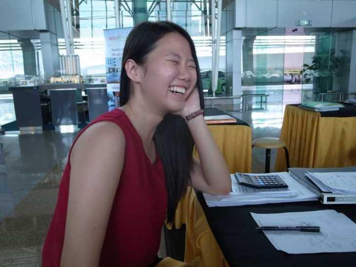 [マレーシア旅行記]6.メルシン行きのバスで出会ったイスラム教のかわいい女の子 (4)