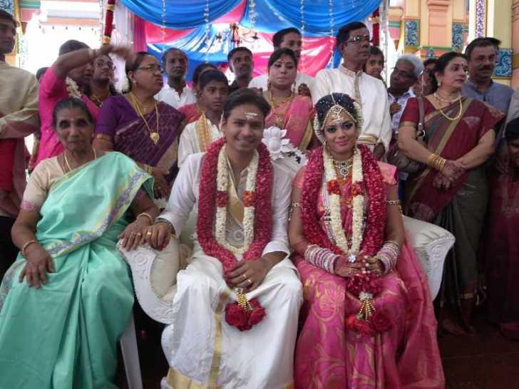 [マレーシア旅行記]8.クアラルンプールでイスラムの結婚式に参列 (12)