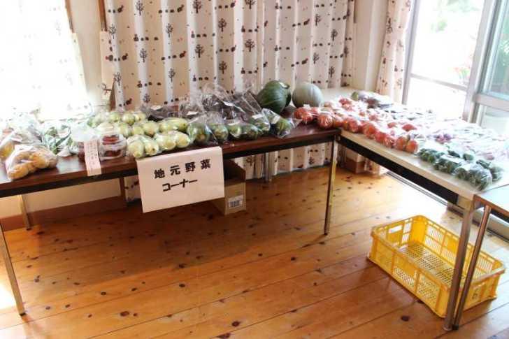 廃校である旧菅守小にオープンした「つくで田舎レストランすがもり」で四季御膳を食べてきました! (4)