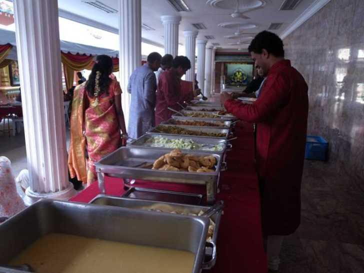 [マレーシア旅行記]8.クアラルンプールでヒンドゥー教の結婚式に参列 (13)