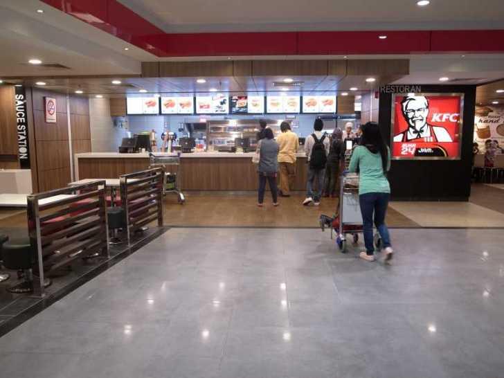 [マレーシア旅行記]9.世界で一番おいしいケンタッキー(KFC)はどこだ? (1)