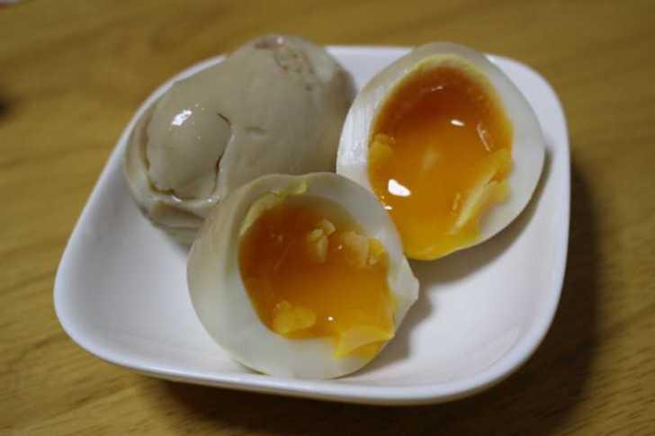 世界で1番美味しい煮卵作ってみた!茹で時間は7分が完璧!!