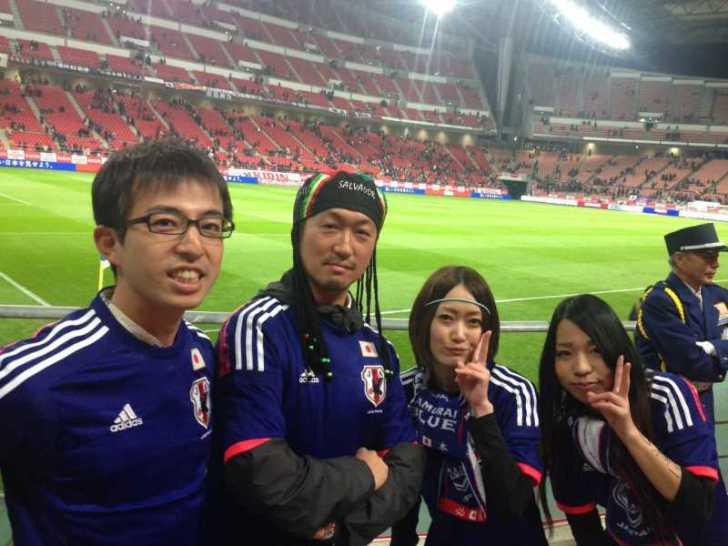 サッカー日本代表ホンジュラス生観戦と本田圭佑が語るビジネス論