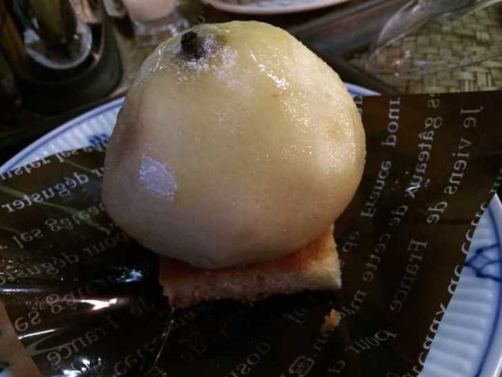 maruya(まるや)コーヒー、季節のタルト、ほうじ茶プリン、八宝茶 (5)
