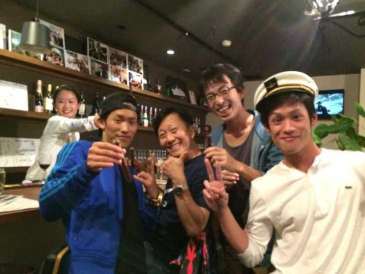 名古屋塩釜口駅のカフェ「クラムボン」で友人がシェフ始めたので行ってきた(CAFE&DINING qulambom) (4)