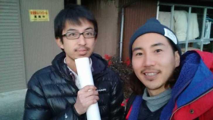同姓同名で漢字まで一緒の「鈴木孝浩さん」に会ってみた! (1)