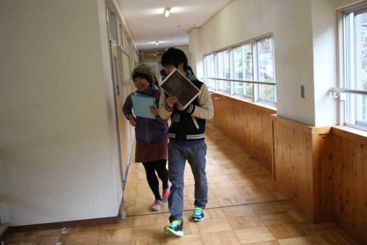 廃校謎解き脱出ゲームで地域おこし!約100名の参加者が愛知県新城市を訪れました!!!! (7)