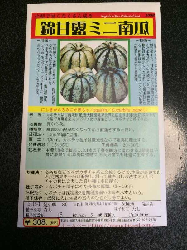【珍しい野菜栽培】10.珍しい野菜が発芽しないので、珍しくない野菜も育てることにした (5)