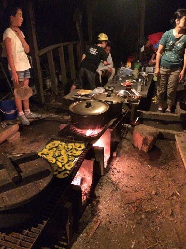 【ツリーハウスの作り方】ガンコ山の講習でセルフビルドしてきたよ! (5)