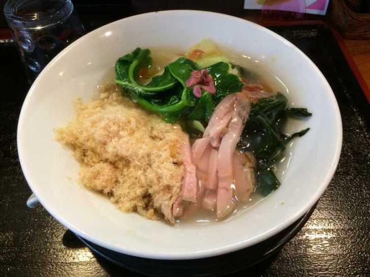 豊田市で一番おいしいラーメン屋「麺創なな家」 (4)