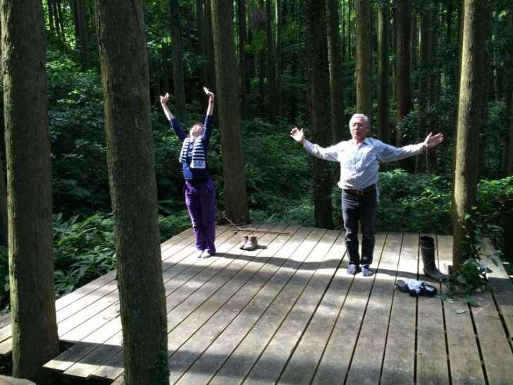 【ツリーハウスの作り方】ガンコ山の講習でセルフビルドしてきたよ! (2)
