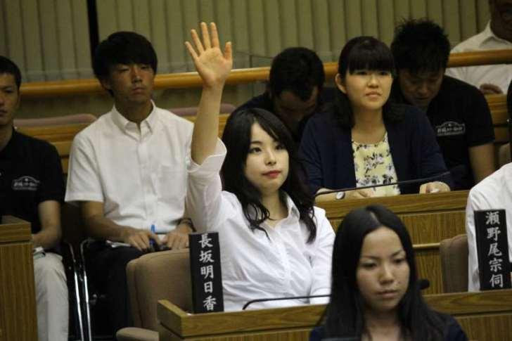若者議会の委員20名が作った6つの政策を紹介【愛知県新城市】 (13)