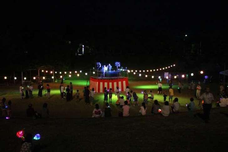 新城市の盆ダンスが盆踊り革命だった!面白いので日本全国に普及すべし!! (5)