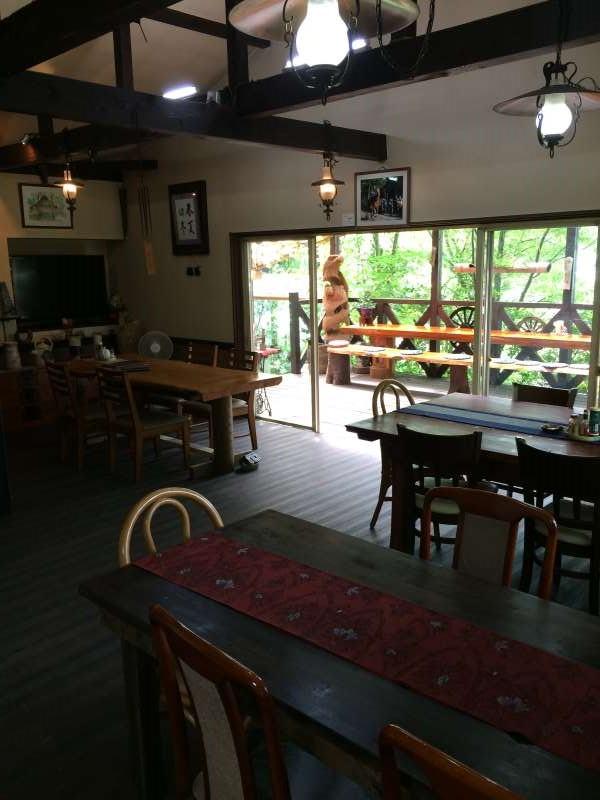 作手のカフェ「やまりんどう」の雰囲気が素敵【愛知県新城市】 (1)