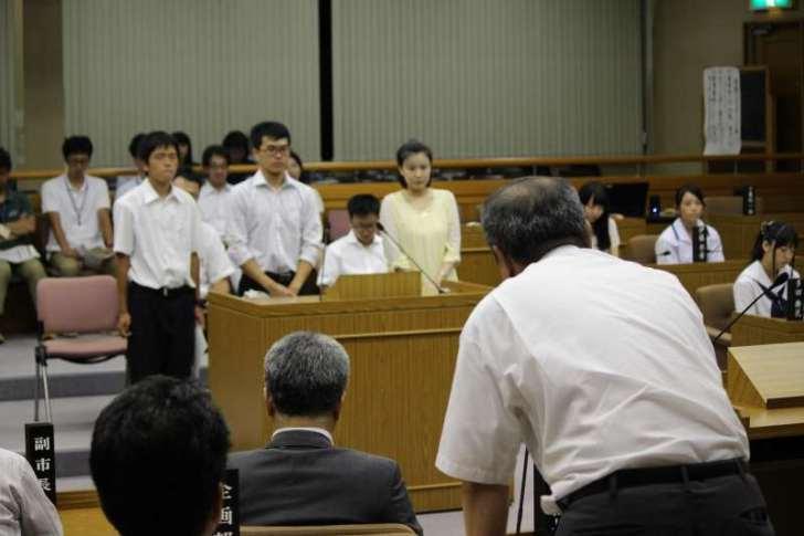 若者議会の委員20名が作った6つの政策を紹介【愛知県新城市】 (12)