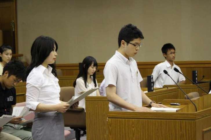 若者議会の委員20名が作った6つの政策を紹介【愛知県新城市】 (2)