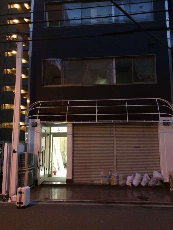 大阪のビジネスホテルの予約が取れない問題解決のために友人がゲストハウスを始めるので、手伝ってきた!