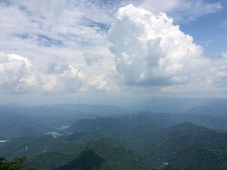 三ツ瀬明神山を登山してきたよ!登山ルートは絶景の乳岩コース【愛知】 (26)