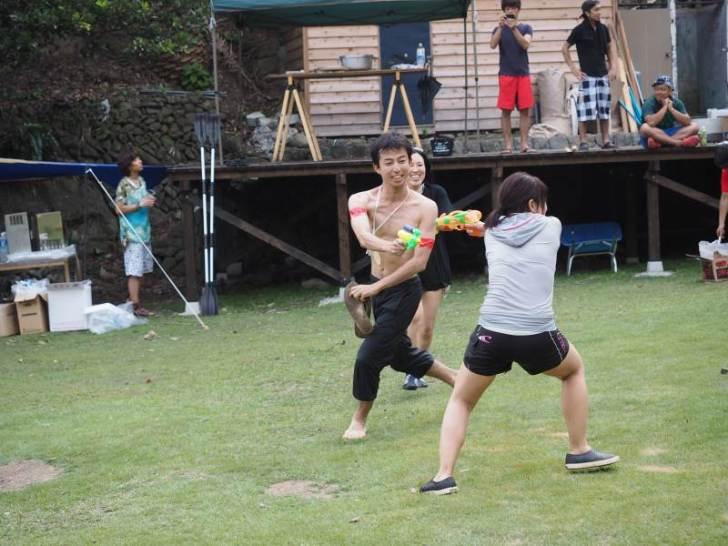 西伊豆の予約殺到プライベートキャンプ場「アクアビレッジ」が楽しすぎてやばい! (5)