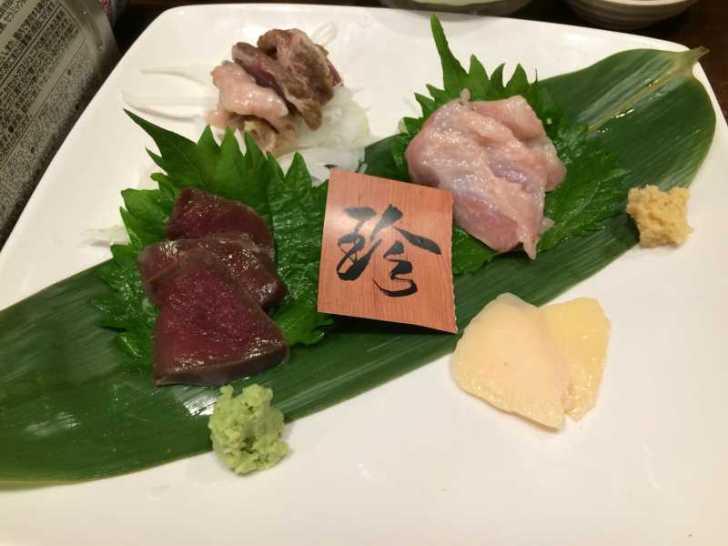 おいしい肝を名古屋で食べたかったら伏見へ急げ!「肝屋 嘉正亭 みその」の牛心や馬肝がおすすめ! (4)