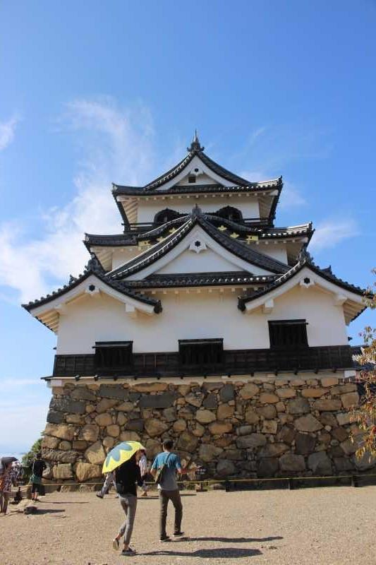 彦根城は行くべきだけど、隣の玄宮園が超おすすめ! (5)